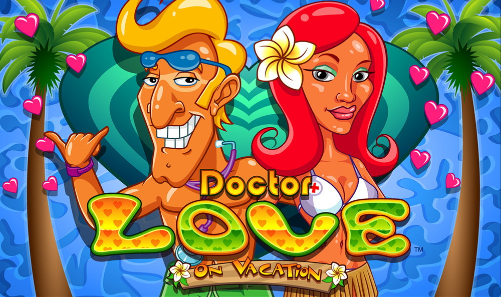 Dr Love on Vacation cover