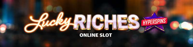Lucky Riches Slot Easy Slots