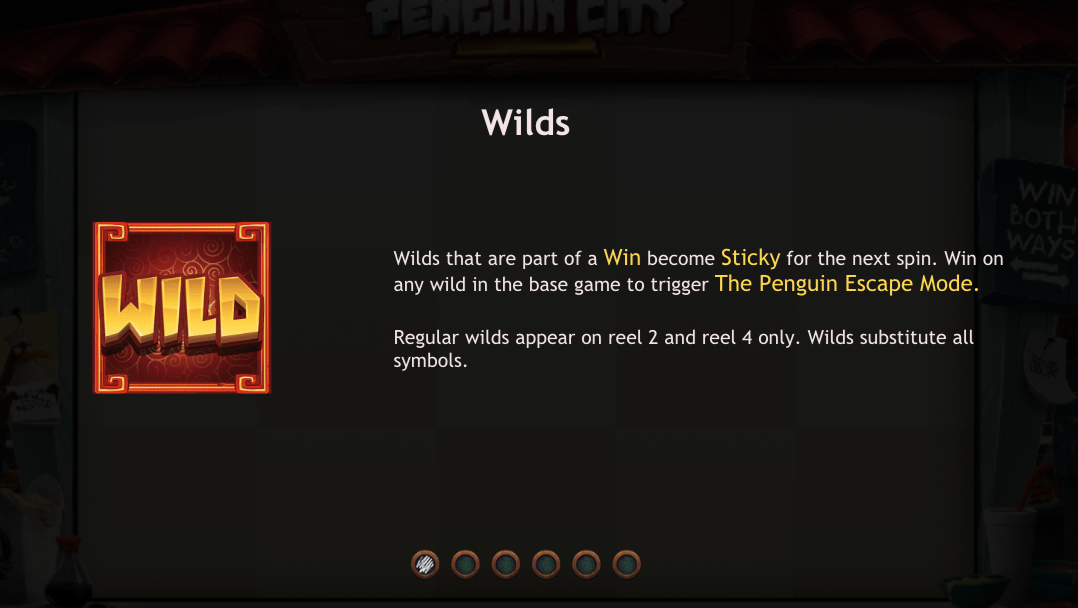 penguin city game slots