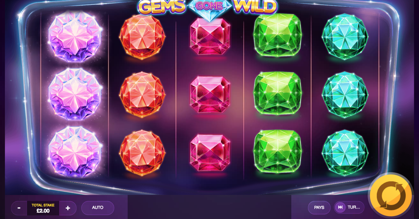 gems gone wild game