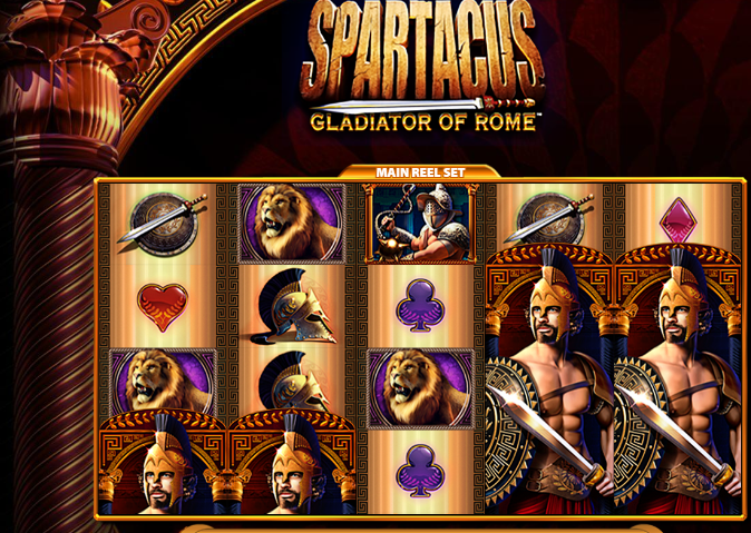 Spartacus Gameplay