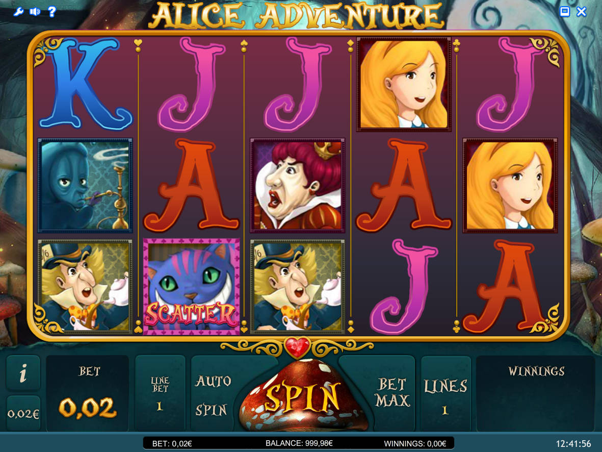 Alice Adventure gameplay