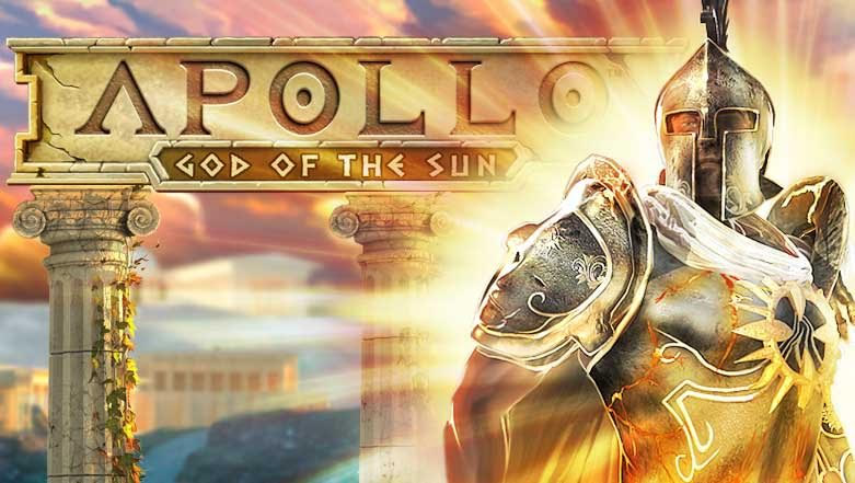 Apollo God of Sun Logo