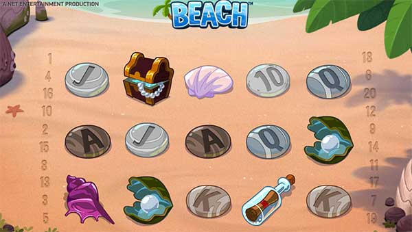 Beach Slots Game gameplay