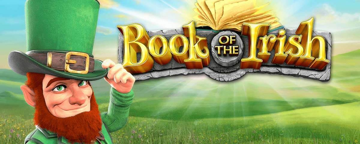 book of the irish slot game review