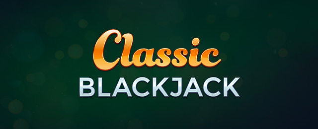 Classic Blackjack Casino Game Easy Slots