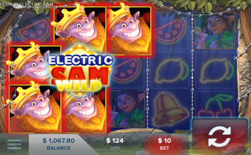 Electric Sam Wilds Image
