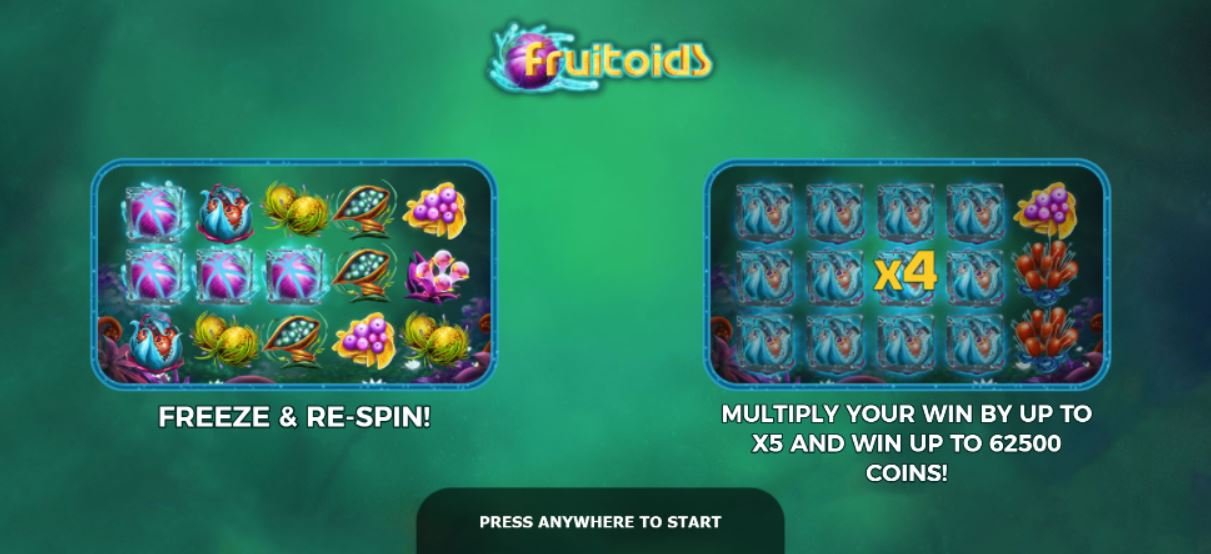 Fruitoids Introduction