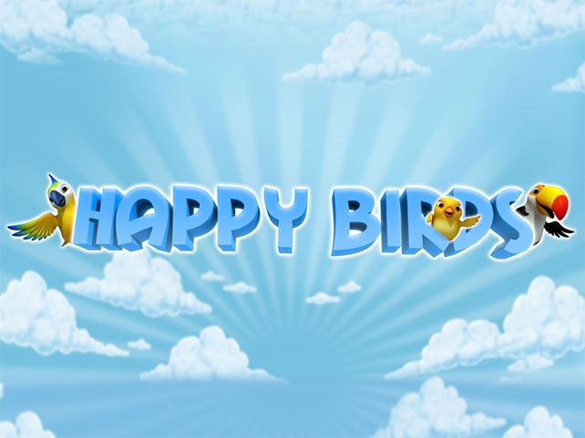 Happy Birds cover