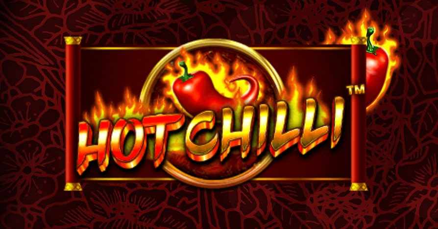 Hot Chilli Slot Logo