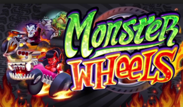 Monster Wheels Logo