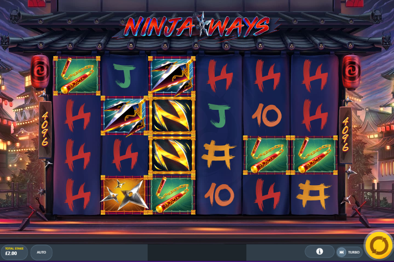 Ninja Ways Gameplay